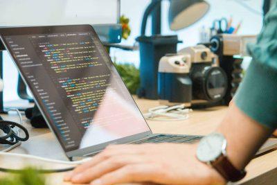 Création de site web, vitrine, e-commerce