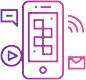 application mobil