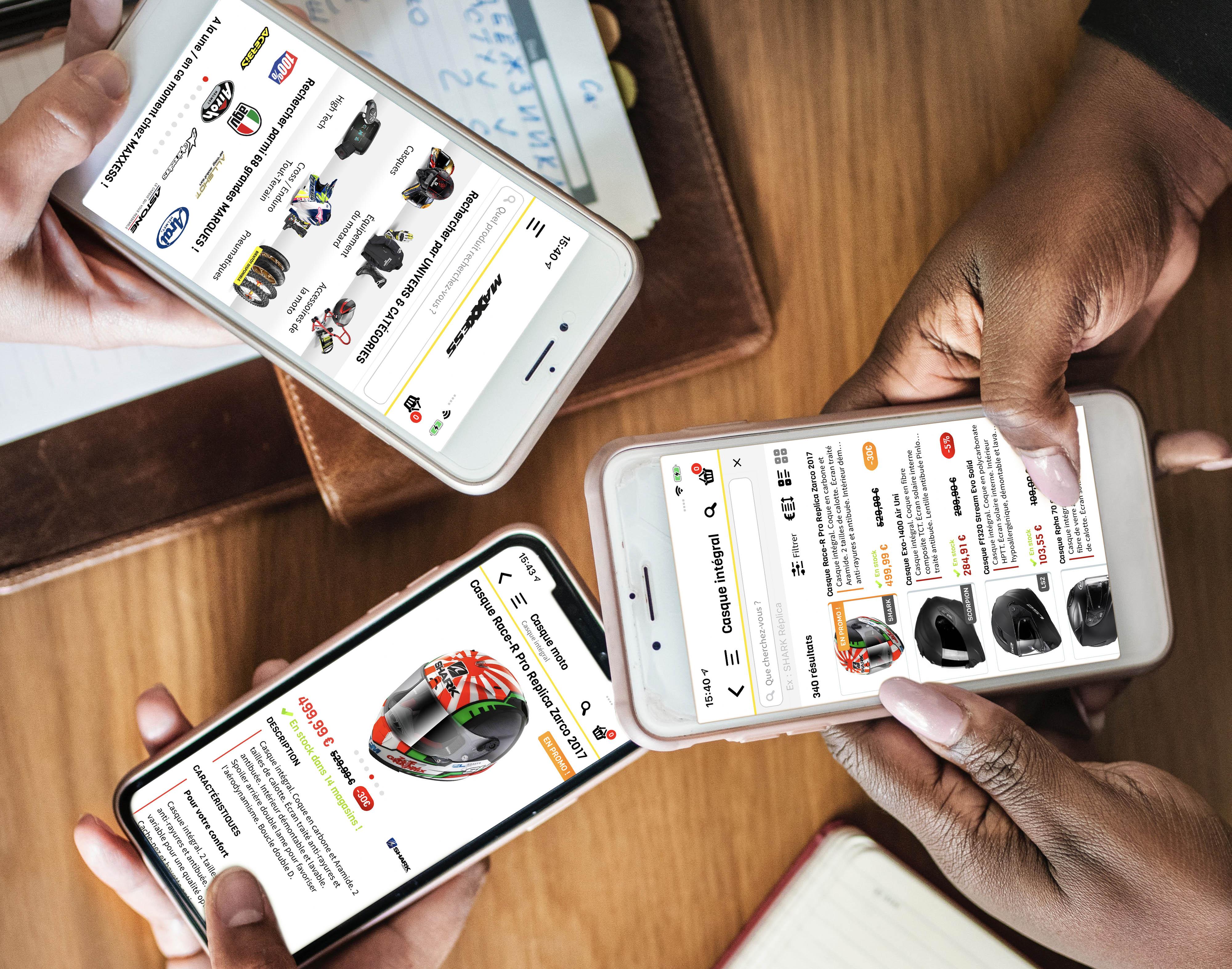maxxess-three-mobile