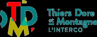 Logo CC Thiers Dore Montagne