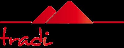 Logo Tradimaisons - Création graphique