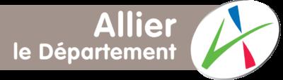 logo département de l'allier